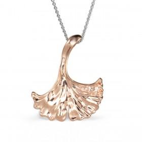 Halskette mit Zirkonia und Perle Silber (1)